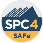 SAFe Program Consultant SPC4 Certification Badge