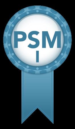 PSM I Zertifizierung