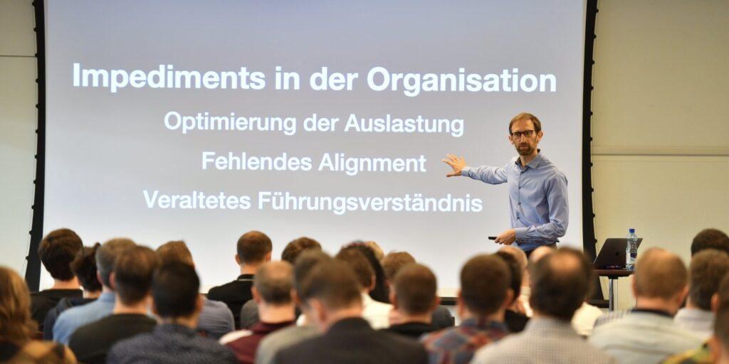 Ari Byland - Speaker an der LAS Zürich