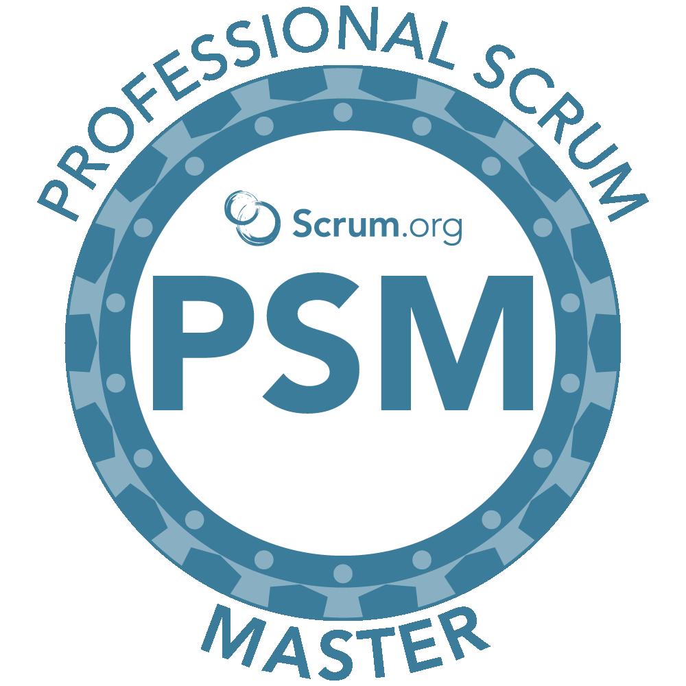 Professional Scrum Master (PSM I)