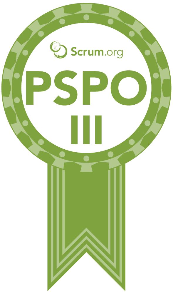 Product Owner PSPO III-Zertifizierung